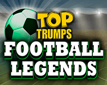Top Trumps Football Legends (Легенды Футбола)